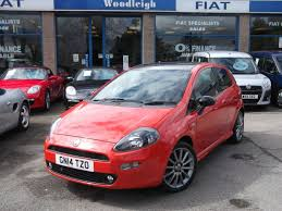 used fiat punto sporting for sale motors co uk