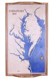 chesapeake bay serving tray zoom