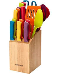 farberware kitchen knives special farberware 18 slice and store knife and