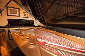 lessons are taught on a steinway b and yamaha c3 u2014 wenjen piano