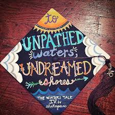 An inspiring quotes for graduation caps I really like the quote