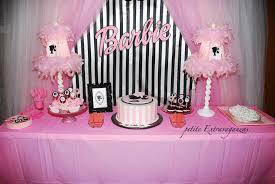 Vintage Birthday Decorations Vintage Barbie Birthday Decorations Image Inspiration Of Cake