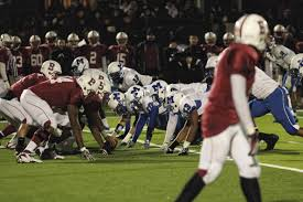 montclair bloomfield h s football team clash on thanksgiving day