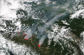 Wildfire Bc July 2015 by Echoes Of Fort Mcmurray U2014 Massive Wildfire Forces The Emptying Of