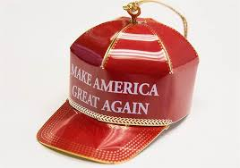 make your christmas tree great again with trump u0027s 149 ornament