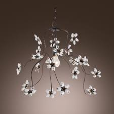 Iron Chandelier With Crystals Crystal Ceiling Lights Antique Ceiling Lights Fashionable