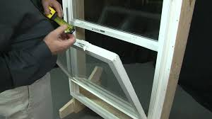 Double Pane Window Repair How To Measure For A Replacement Glass Youtube