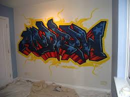 graffiti boys bedroom kids bedroom mural aberdeen fresh paint
