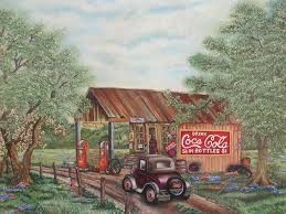old country store painted in oils a old country store lik u2026 flickr