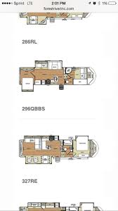 5th Wheel Camper Floor Plans by 22 Best Travel Trailer Fever Images On Pinterest Travel Trailers