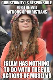 Muslim Memes Funny - the left and islam some memes bruce on politics