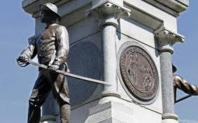 Black Flag Statue Puzzle Drop The Flag But Keep Confederate Monuments News U0026 Observer