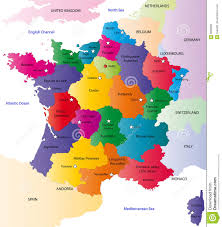Strasbourg France Map Vector France Map Royalty Free Stock Images Image 6085699