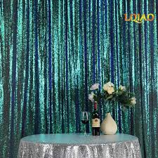 wedding backdrop chagne 20x10ft color change green gold shimmer sequin backdrop