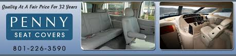 Van Seat Upholstery Interior Upholstery Orem Ut Penny Seat Covers 801 226 3590
