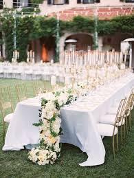 vidã os de mariage décoration de tables de mariage les plus belles tendances