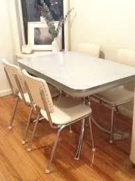 50 s kitchen table and chairs 25 best 1950 tables chairs images on pinterest vintage kitchen