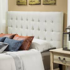 austin adjustable full queen tufted headboard by christopher
