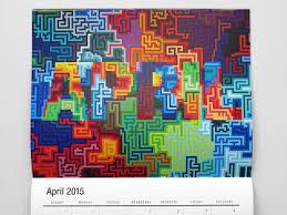 design wall calendar 2015 2015 wall calendar by matt w moore moco vote