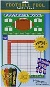 Nfl Decorations Amazon Com Nfl Football Table Centerpiece Nfl Football Party