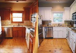 before after kitchen cabinets painted kitchen cabinet makeovers before and after kitchen