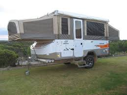 Retro Campers by Camper Trailer Camping With Cool Inspiration Agssam Com