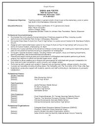 teaching resume exles elementary resume exle http resumesdesign