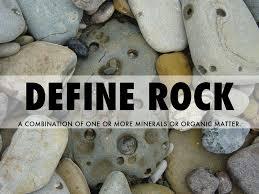 Types Of Rocks Three Types Of Rocks By Izzy Bong