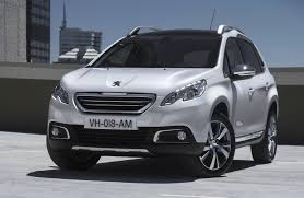 peugeot mini car peugeot 2008 full details of compact french crossover released