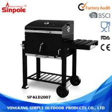 china commercial bbq charcoal grill outdoor mulit function