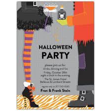 halloween party invitation templates cimvitation halloween