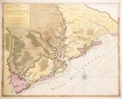 Native American Map The Charleston Museum News And Events New Native American