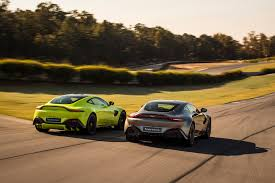 silver aston martin vanquish 2019 aston martin vantage revealed a predator in shark u0027s clothing