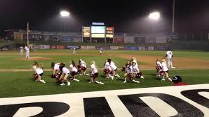 Barn Stormers Com Lancaster Barnstormers Dance Team 4 28 16 2 Youtube