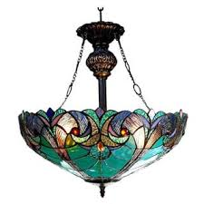 Stained Glass Pendant Light Pendant Lighting Style Lighting For Less Overstock