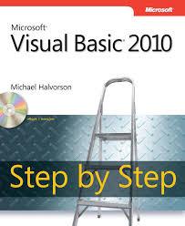 tutorial visual basic excel bahasa indonesia microsoft visual basic 2010 step by step ebook