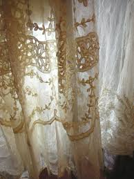 Antique Lace Curtains Antique Lace Vintage Lace Is So Delicate Yet Interesting It Can