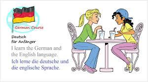ich spr che german course 35 sprechen für anfänger