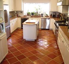 Kitchen Floor Tile Portrait Of Choose The Best Flooring Options For Kitchens