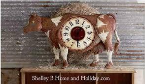 B Home Decor Home Decor Mirror Clock Shelley B Home And