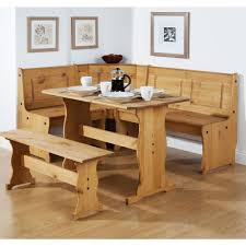 Nook Dining Table  Excellent Corner Dining Room Table Home - Kitchen table nook dining set