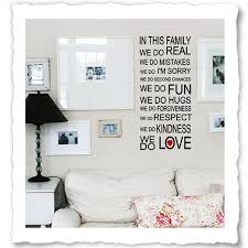 Family Wall Quotes Vinyl Wall Quotes Quotes About Family - Family room wall quotes