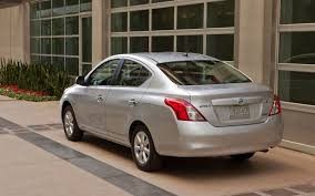 nissan versa bumper replacement 2012 nissan versa sedan first drive motor trend
