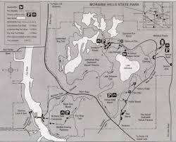 Chicago Bike Map by Moraine Hills State Park Tour North Park Village Chicago