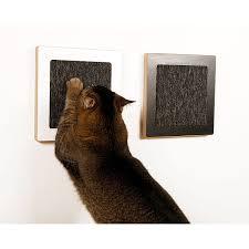 modern scratching post amazing modern cat scratchers design decorating ideas