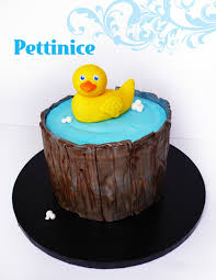 duck cake pettinice rubber duck cake