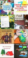 15 seashore inspired kid crafts