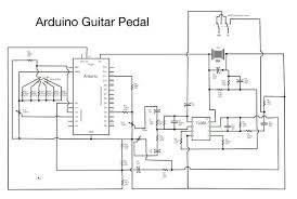 arduino guitar pedal 23 steps with pictures