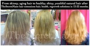 Thin Hair Extensions Before And After by Hair Extensions For Thinning Scalp Om Hair