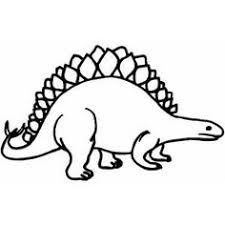 stegosaurus dinosaurs preschool projects